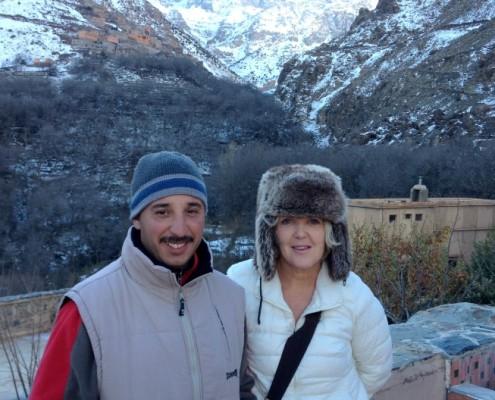 Reconnaissance  Morocco