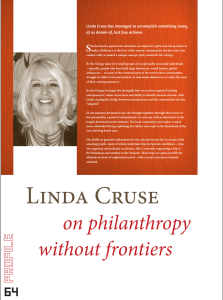 Philanthropy without Frontiers
